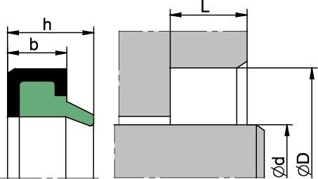 Schemat zabudowy A6