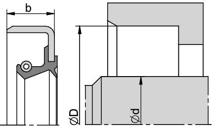Schemat zabudowy B1SL