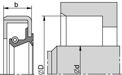 Schemat zabudowy B2SL