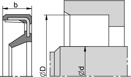 Schemat zabudowy BAOF
