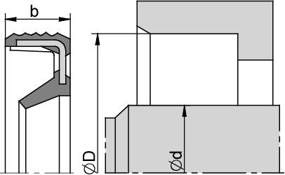 Schemat zabudowy BAOFX7