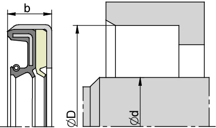 Schemat zabudowy COMBI