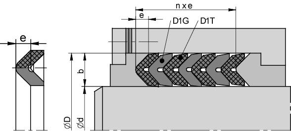 Schemat zabudowy D1T