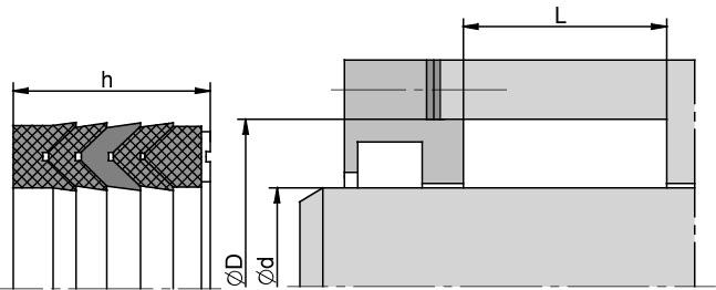 Schemat zabudowy DT2