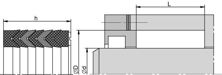 Schemat zabudowy DT3