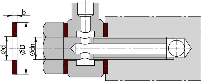 Schemat zabudowy FIBROWE
