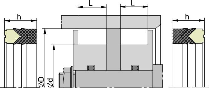 Schemat zabudowy K03