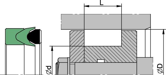 Schemat zabudowy K13-15