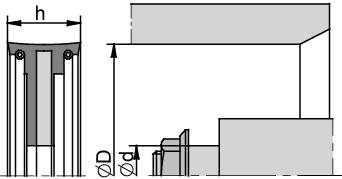 Schemat zabudowy K26