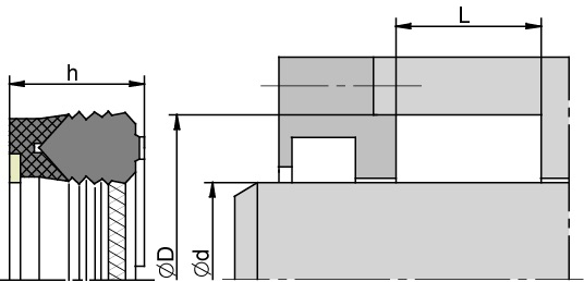 Schemat zabudowy K34