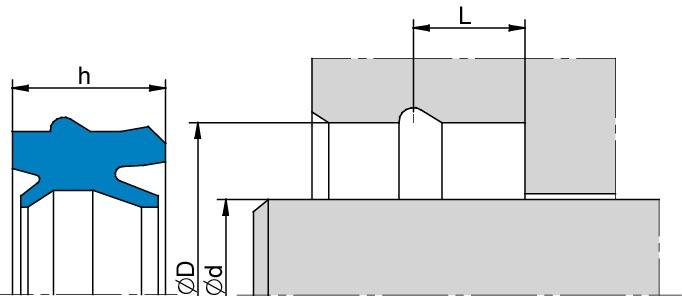 Schemat zabudowy K51