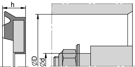 Schemat zabudowy K55