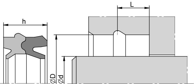 Schemat zabudowy K56