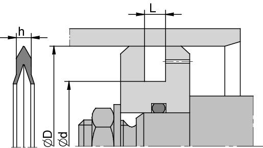Schemat zabudowy K65