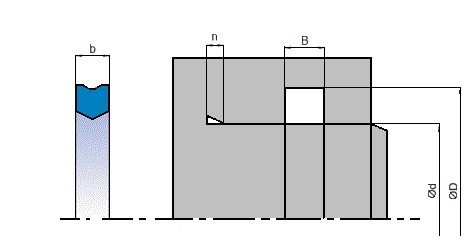 Schemat zabudowy K83