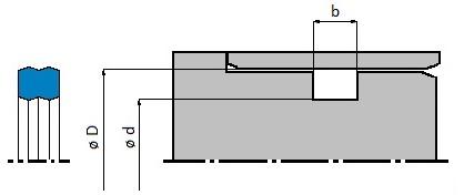 Schemat zabudowy K85