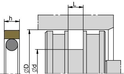 Schemat zabudowy K17