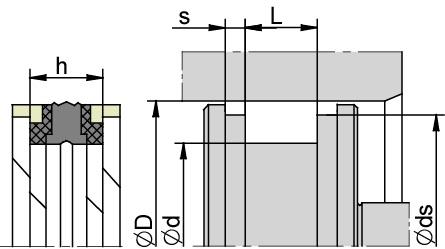 Schemat zabudowy K18