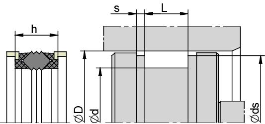 Schemat zabudowy K42