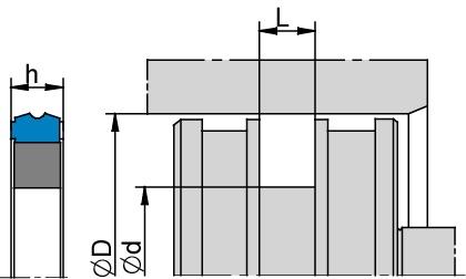 Schemat zabudowy K49