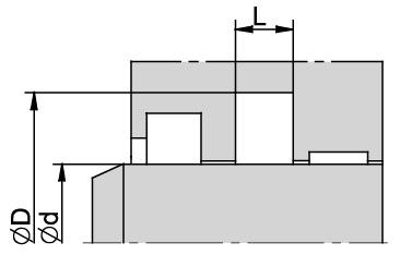 Schemat zabudowy DŁAWNICY