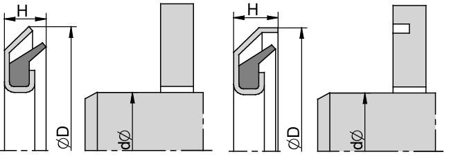 Schemat zabudowy Osiowych