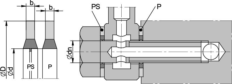 Schemat zabudowy P1