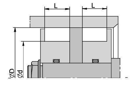 Schemat zabudowy TŁOKA