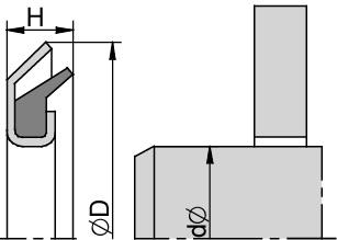 Schemat zabudowy RM1