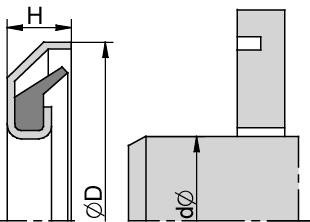 Schemat zabudowy RM2