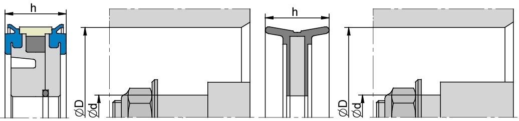 Schemat zabudowy TŁOKI