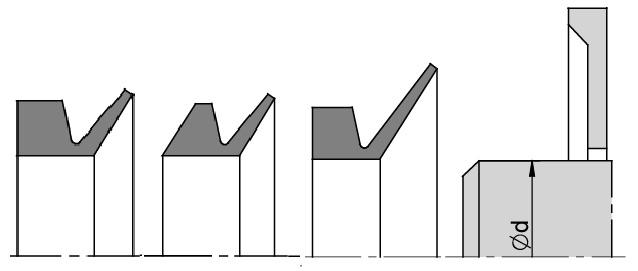 Schemat zabudowy V-RING