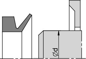 Schemat zabudowy VA