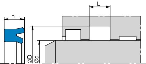 Schemat zabudowy K22