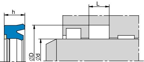 Schemat zabudowy K32