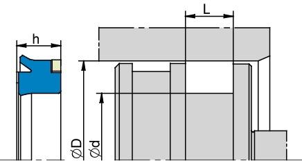 Schemat zabudowy K40