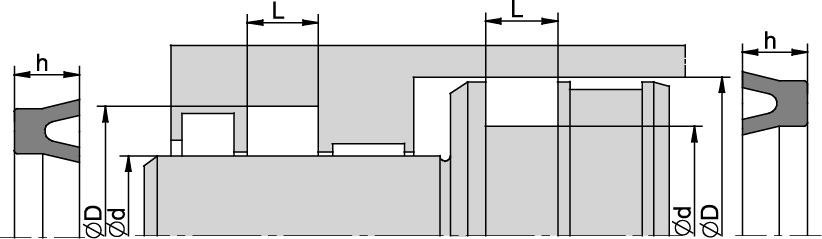 Schemat zabudowy K95