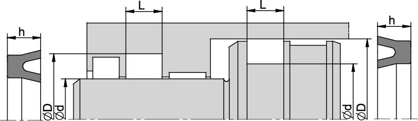 Schemat zabudowy UNS
