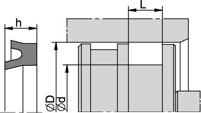 Schemat zabudowy UNT
