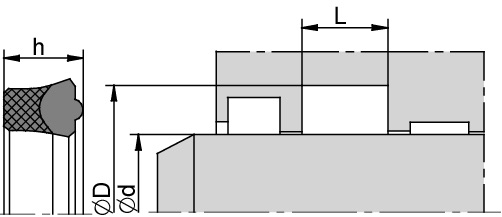 Schemat zabudowy UP