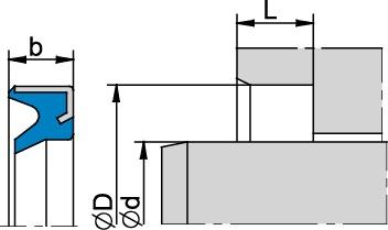 Schemat zabudowy ZBL
