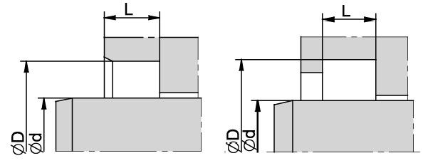 Schemat zabudowy ZGARNIAJĄCE