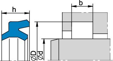 Schemat zabudowy ZU