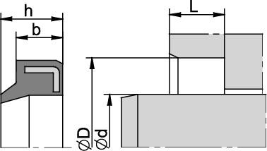 Schemat zabudowy ZZA